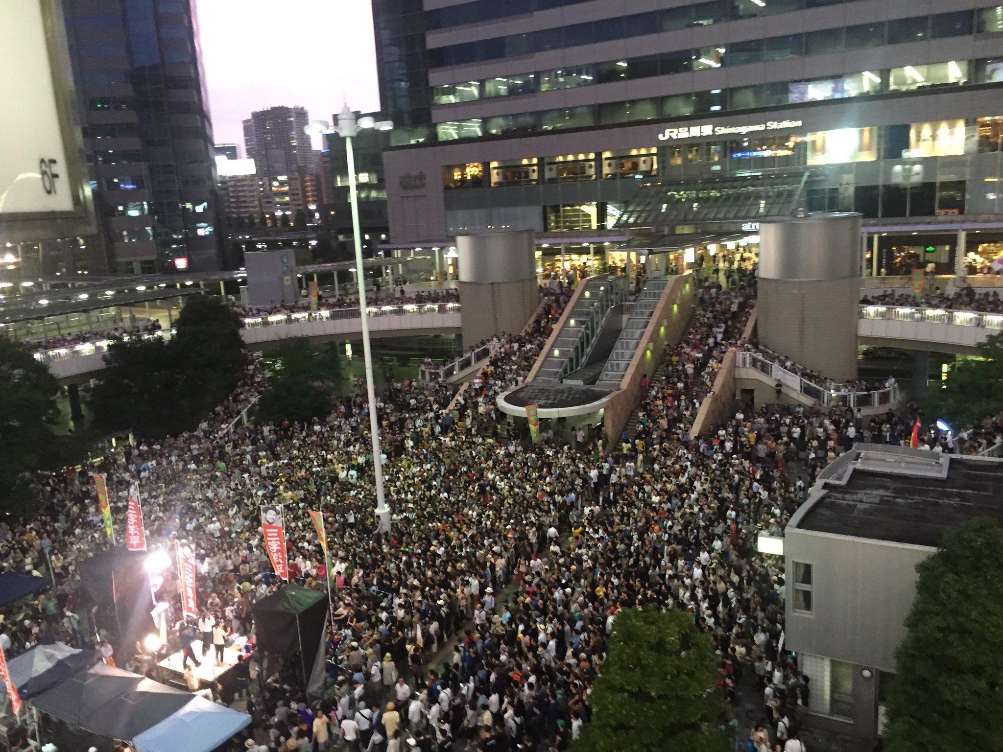 新しい政治の予感 ― 三宅洋平さんの選挙フェス